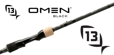 13 Fishing Omen Spinning Rod 7'3