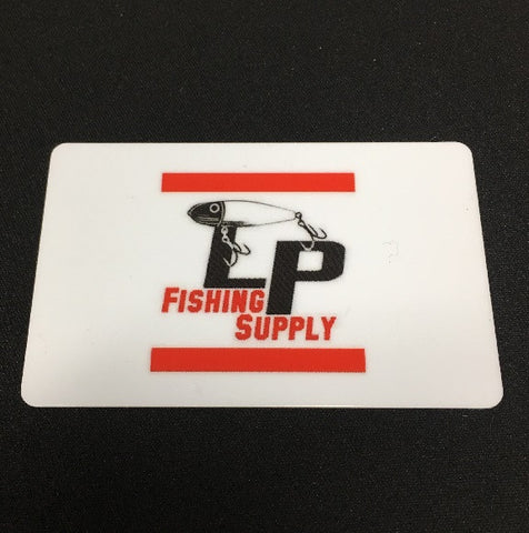 LP Fishing Supply Gift Card