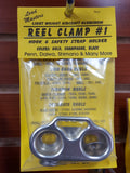 Leadmaster Reel Clamp