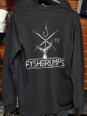Fishgroms Fishgrumps longsleeve shirt