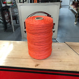 LP Fishing Supply Braided Poly Orange