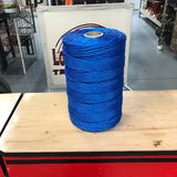 LP Fishing Supply Braided Poly Blue