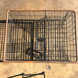 Lobster Port Trap Co. Welded Steel Frames