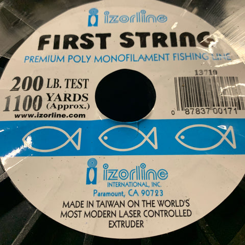 Izorline First String