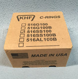 "1/2"" SS 'C' Hog Ring Clips 16GA"