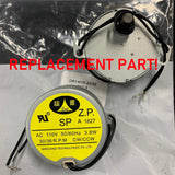 Alps Drying Machine Replacement Motor