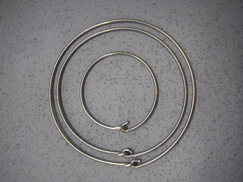 Aluminum Head Hoop - Seal Ring