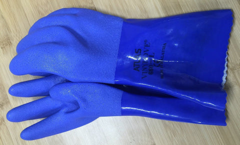 LH Atlas 660 Blue Gloves