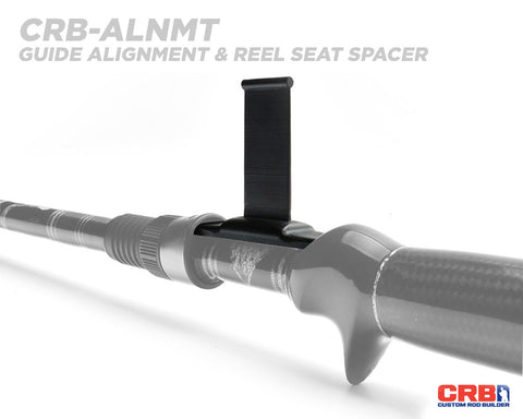 Guide Alignment and Reel Seat Spacer