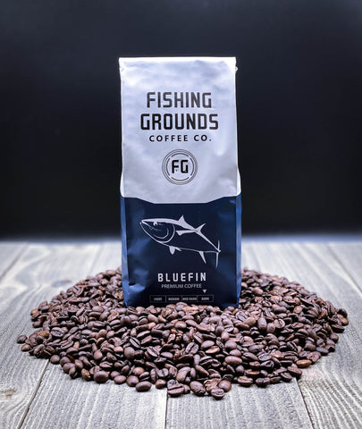 Fishing Grounds Coffee Bluefin