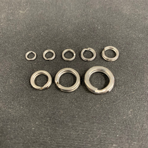 Forged Split Rings