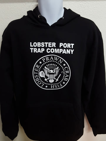 Lobster Port Trap Company Seal Hoodie