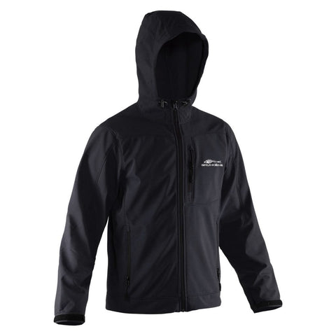 Midway Hooded Softshell Jacket