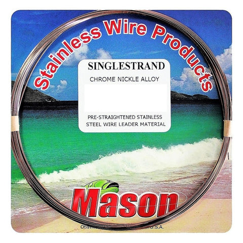 Mason Stainless Steel Wire Leader