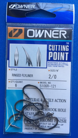 Ringed Flyliner Hook