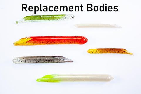 Hookup Bait Replacement Bodies