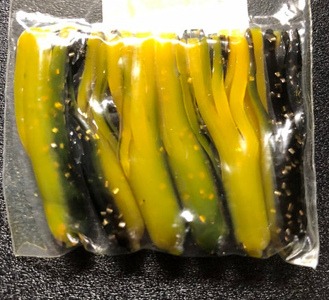 Kid Baits 1.5 Inch Tube Baits