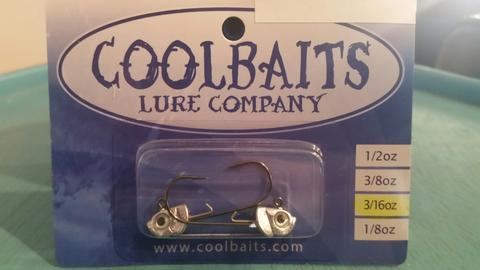Coolbaits Jig Head