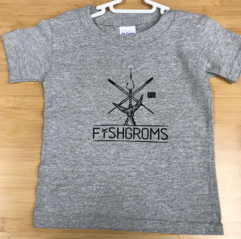 Fishgroms Toddler Tee