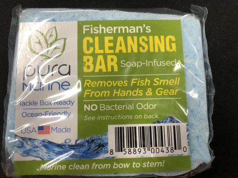 Fisherman's Cleansing Bar