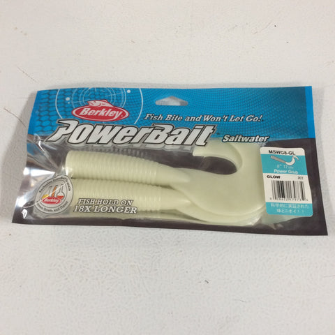 "Powerbait 8"" Power Grub"