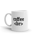 Coffee Break Programmer Mug