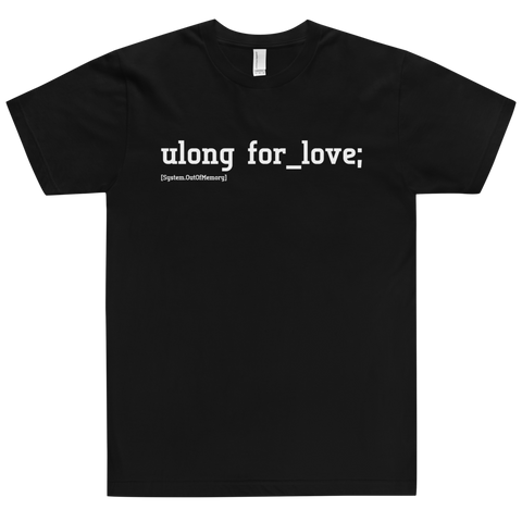 ULong For Love Tee