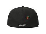 Carrots C Logo Fitted Cap