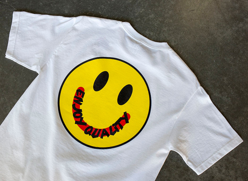 Quality Smiley Tee