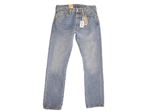 Levi 501 Made in USA Cone Denim