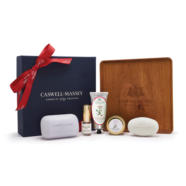 Caswell-Massey® Living Florals Bouquet Gift Set