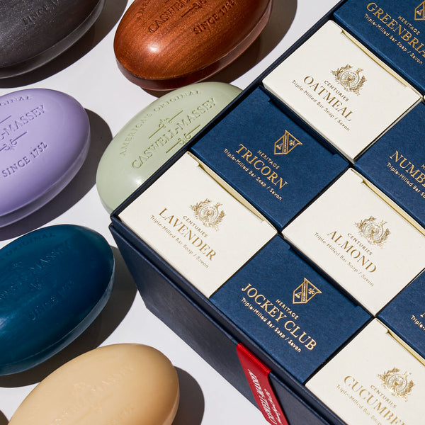 Caswell-Massey® Master Collection Year of Soap