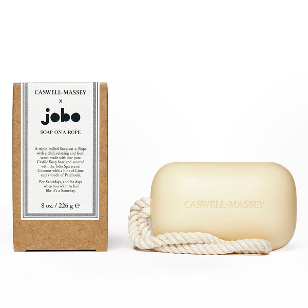 Caswell-Massey® Jobo Spa Soap-on-a-Rope