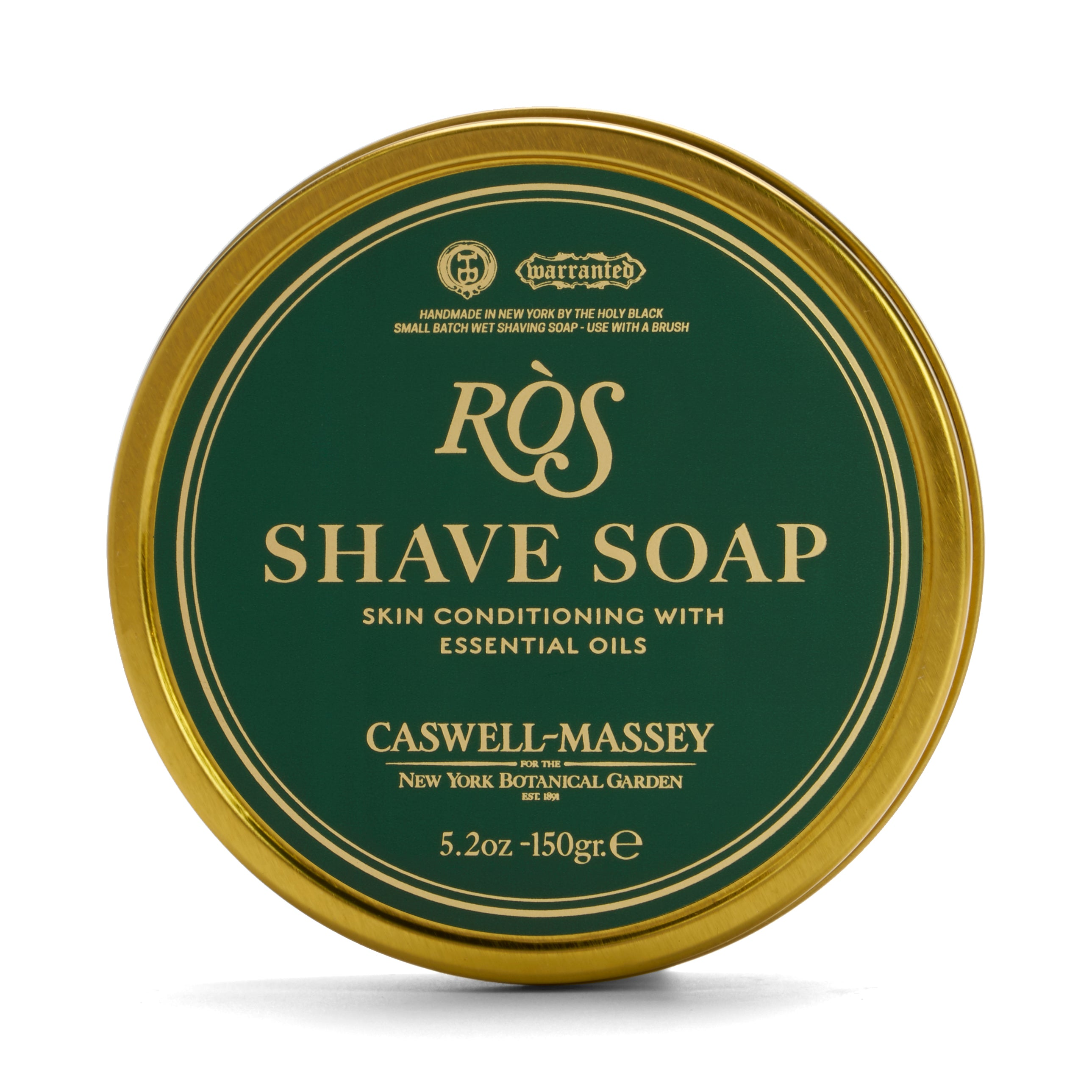 RÒS Hot-Pour Shave Soap