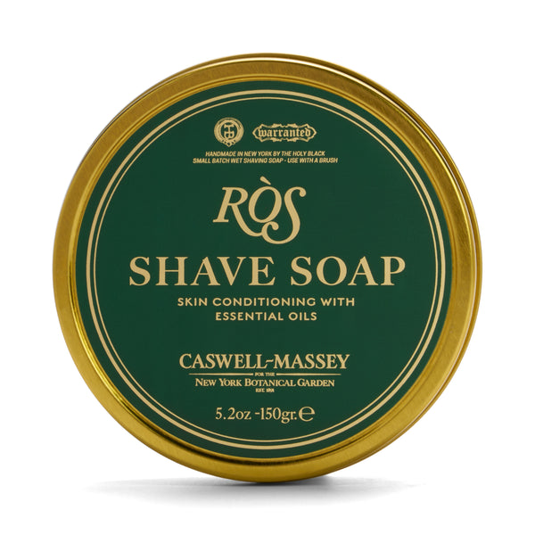 Caswell-Massey® RÒS Hot-Pour Shave Soap