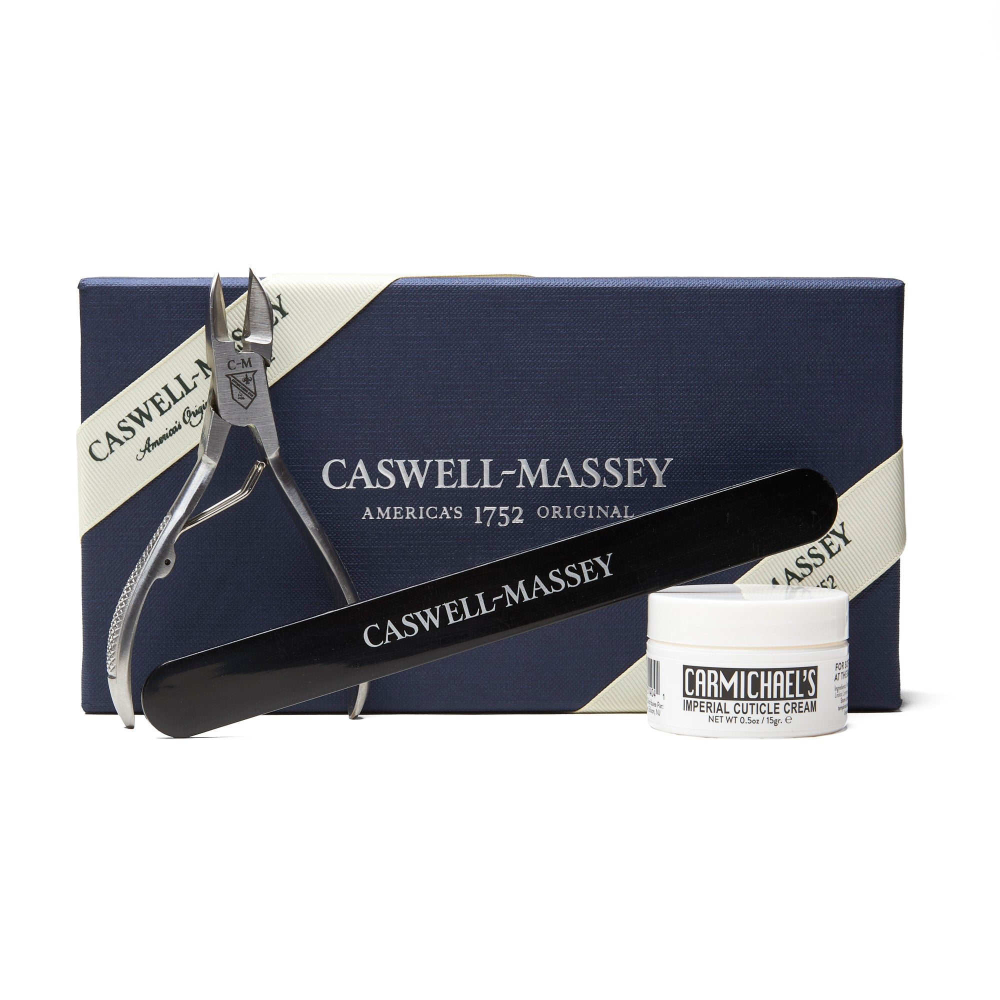 Caswell-Massey Nail Care Set