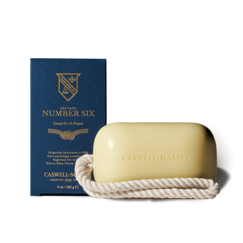 Caswell-Massey® Number Six Soap-on-a-Rope