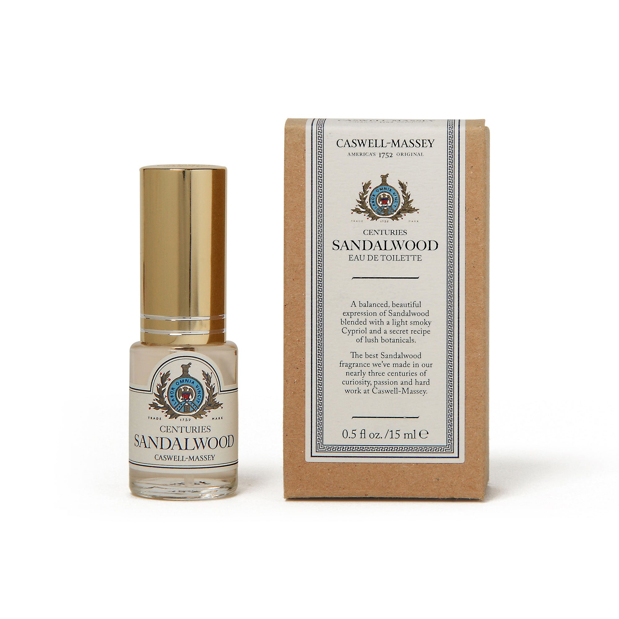 Centuries Sandalwood - 15ml EDT