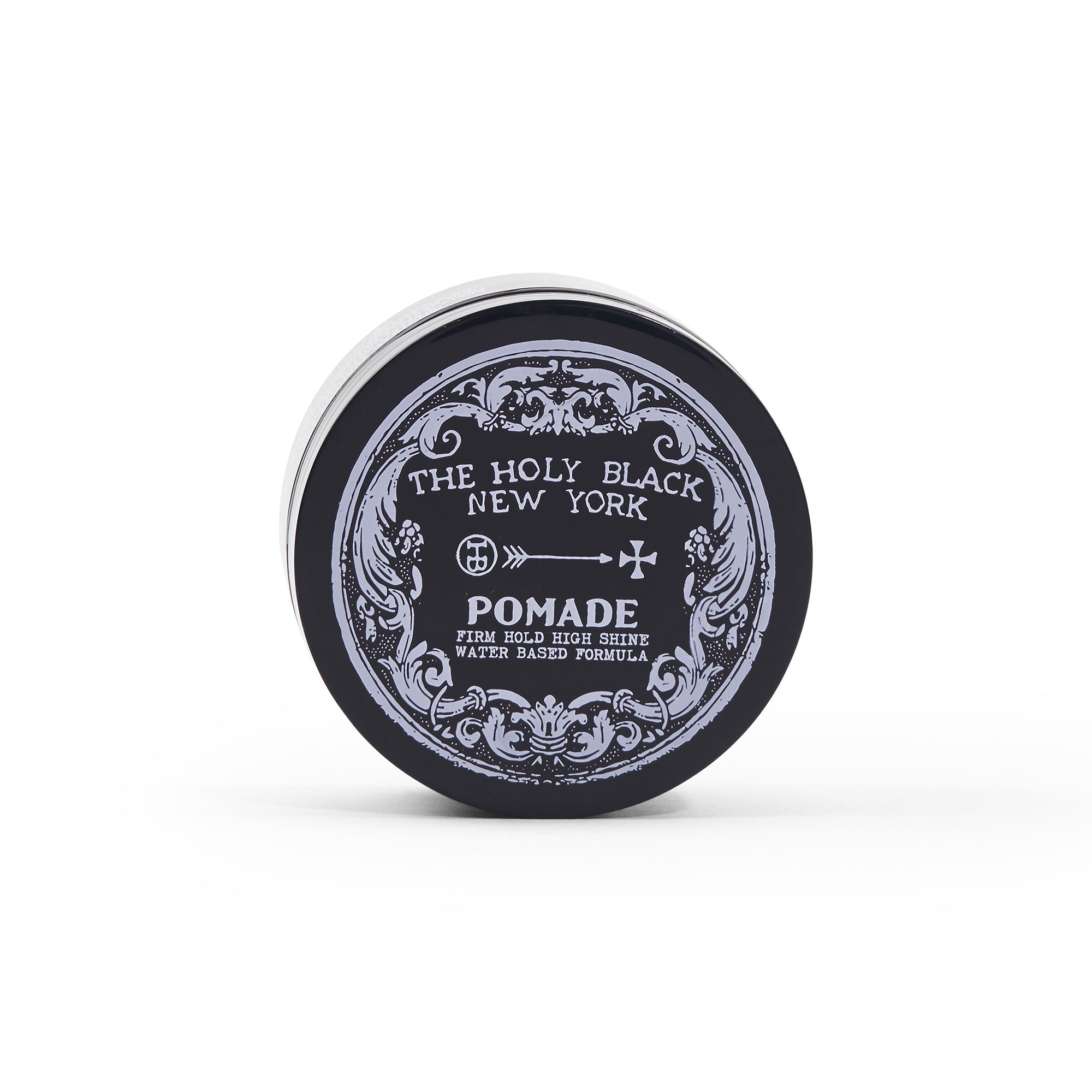 The Holy Black High Shine Pomade