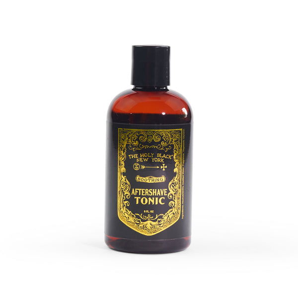 The Holy Black The Holy Black Whiskey After Shave Tonic