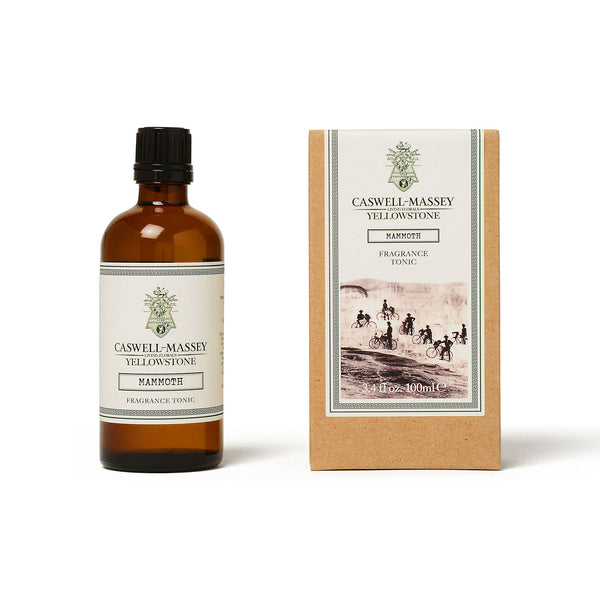 Caswell-Massey® Yellowstone Mammoth | 100ml Fragrance Tonic