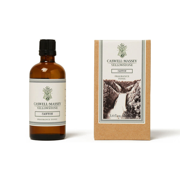 Caswell-Massey® Yellowstone Canyon | 100ml Fragrance Tonic