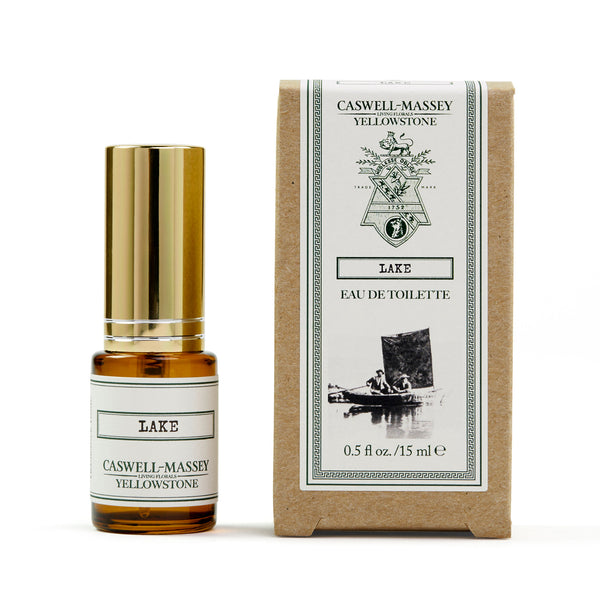 Caswell-Massey® Yellowstone Lake | 15ml Fragrance Tonic