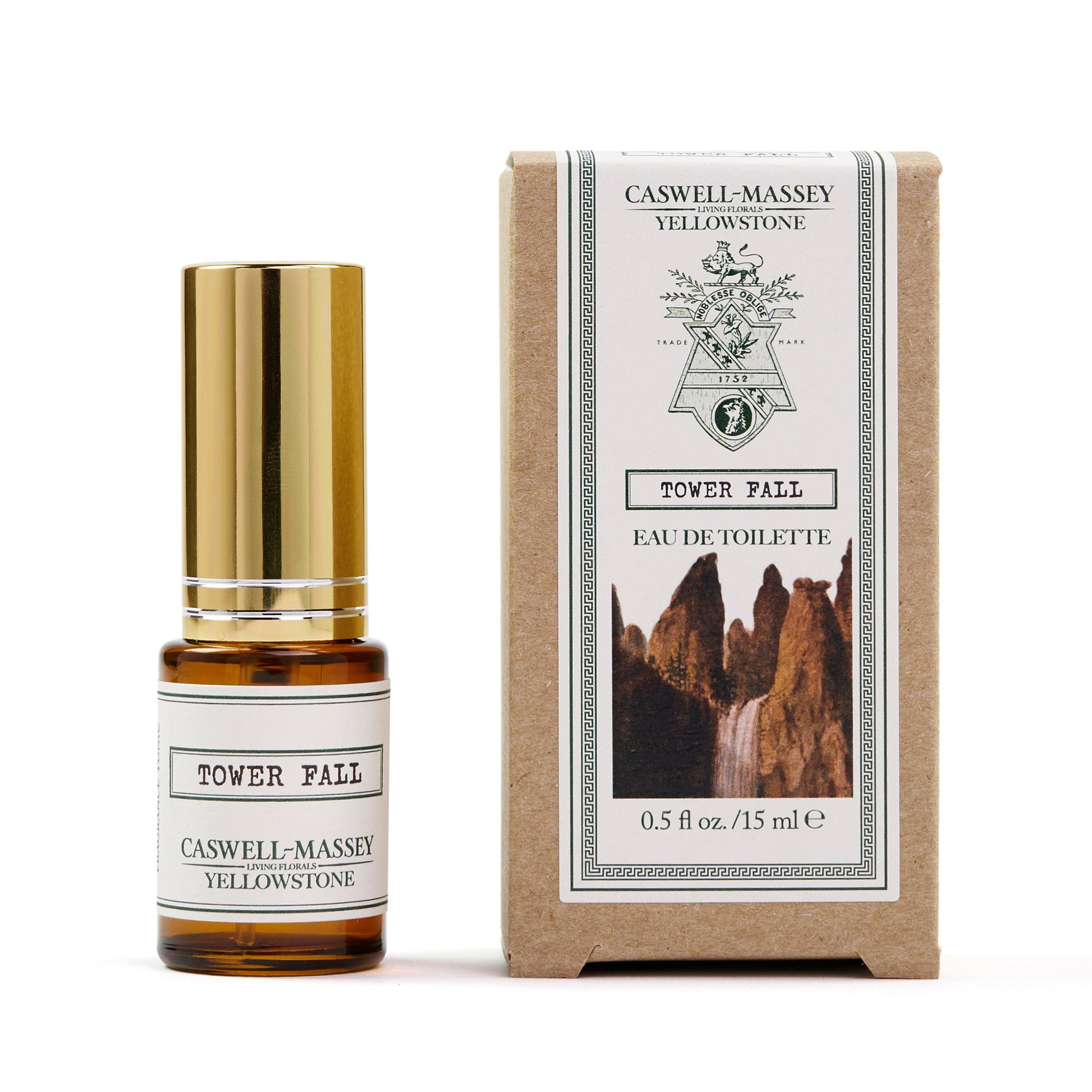 Yellowstone Tower Fall - 15ml Fragrance Tonic