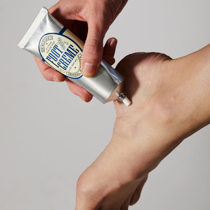 Caswell-Massey® Dr. Hunter's Foot Cream