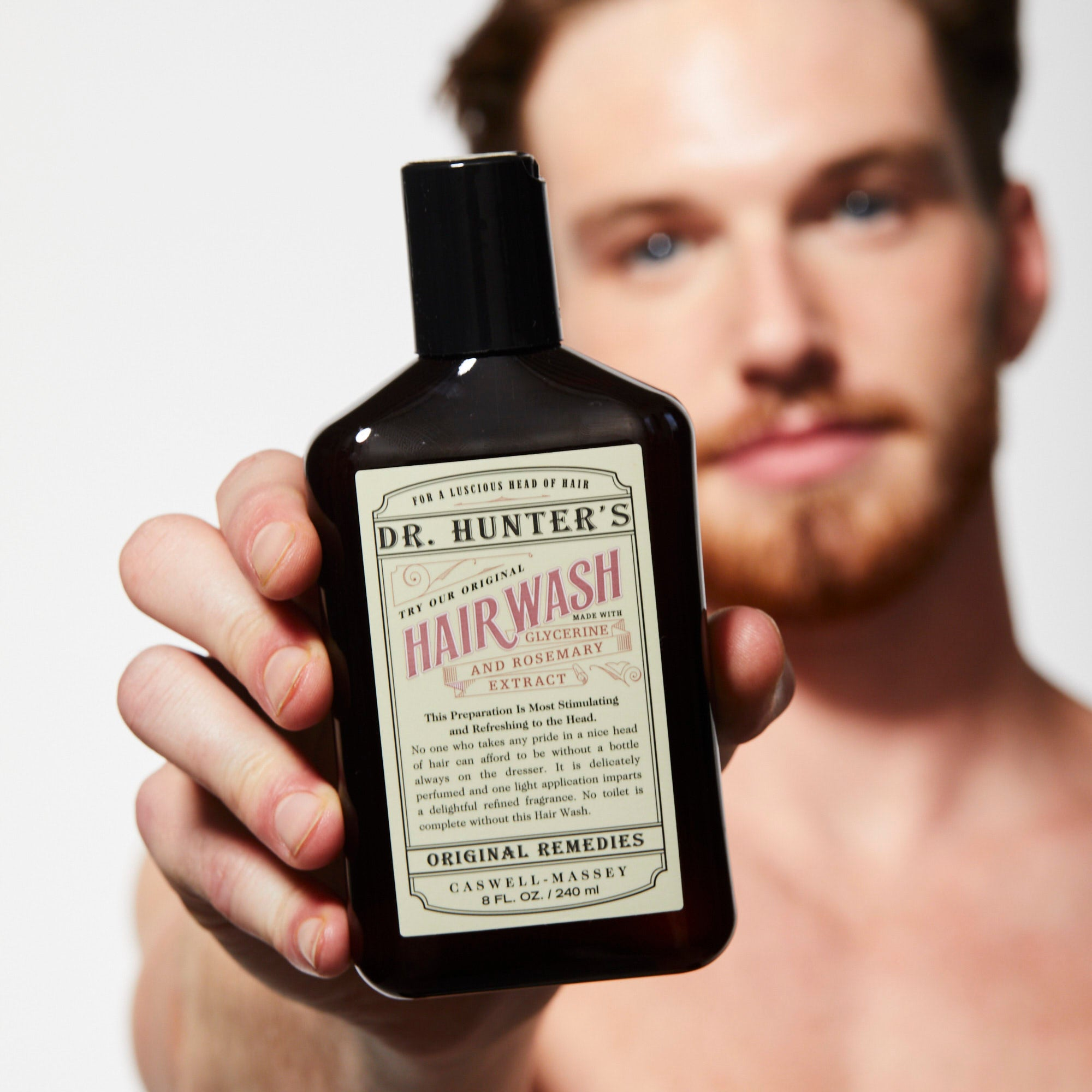 Dr. Hunter's Original Hair Wash