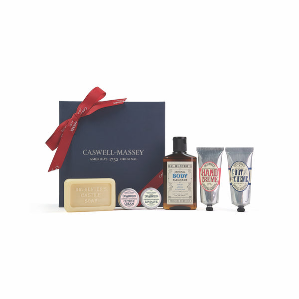 Caswell-Massey® Dr. Hunter's Original Remedies Gift Set