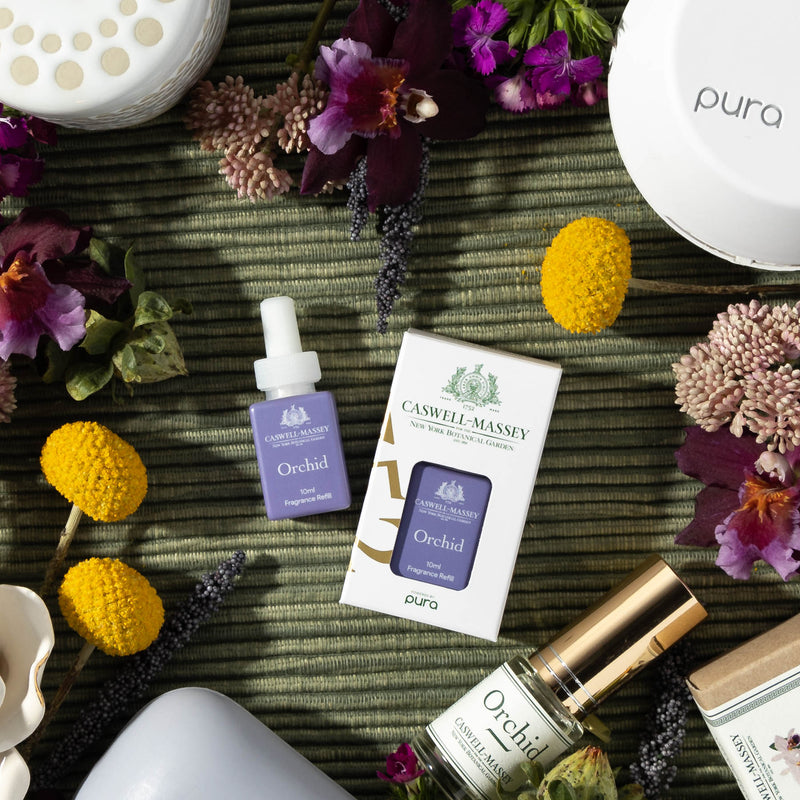Pura NYBG Orchid for Pura Home Diffuser