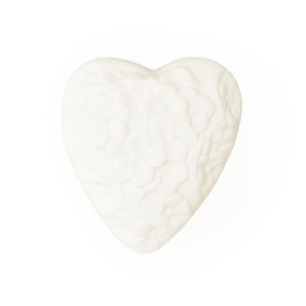 Caswell-Massey® Gianna Rose Heart Soap | Silver