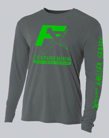 Long Sleeve Performance Shirt - Fish Xtreme